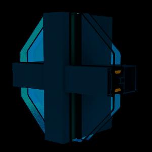 system fasadowy łączenie